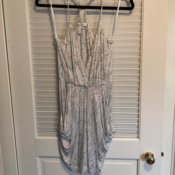 BCBGeneration Dresses & Skirts - Bcbg white tank dress